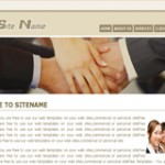 Business css templates