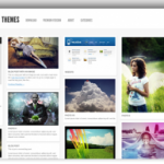 Pinterest wordpress free themes